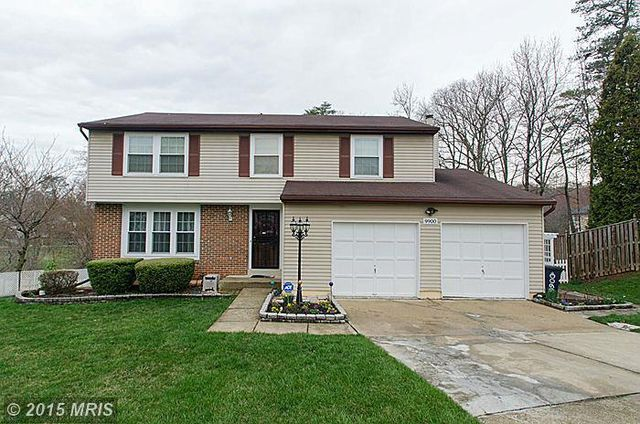 9900 breezy knoll ct lanham md 20706 home for sale and