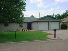 2617 Evergreen St, Pampa, TX 79065