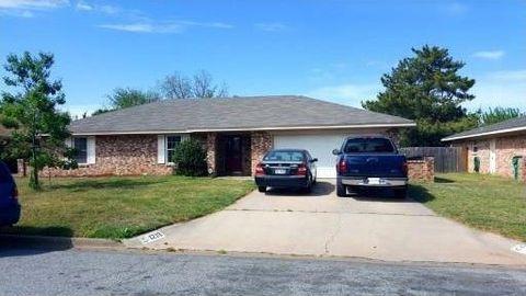 1219 Amherst St, Burkburnett, TX 76354