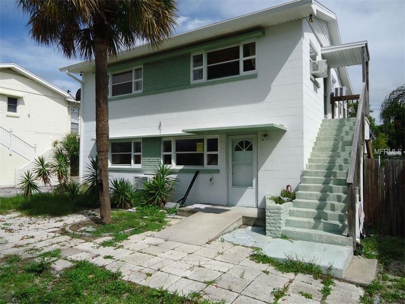 Duplex For Sale St Pete Beach