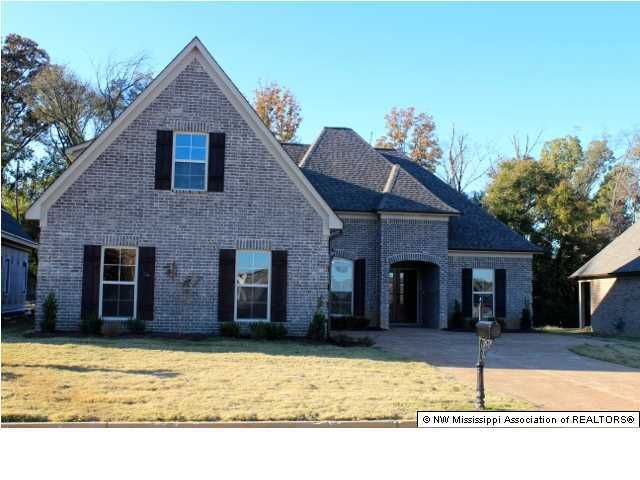 3823 Champion Hills Dr Southaven Ms 38672 New Home For