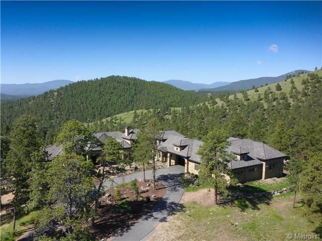 1295 silver rock ln evergreen co 80439 home for sale