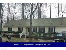 713 Hill Point Ct, Chesapeake, VA 23322