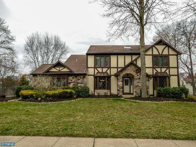642 friar dr yardley pa 19067 home for sale and real