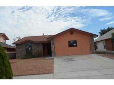 8656 Pilgrimage Cir, El Paso, TX 79912