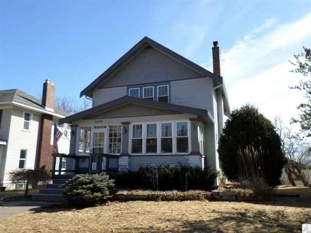 4314 robinson st duluth mn 55804 home for sale and