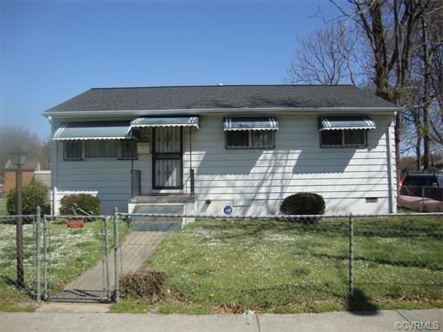 2106 Richmond St Richmond VA 3 beds 1 baths home