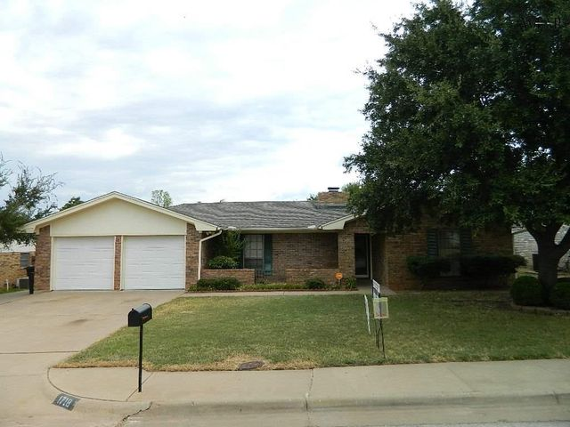 1718 Meadowcliff Dr Wichita Falls Tx 76302 Home For