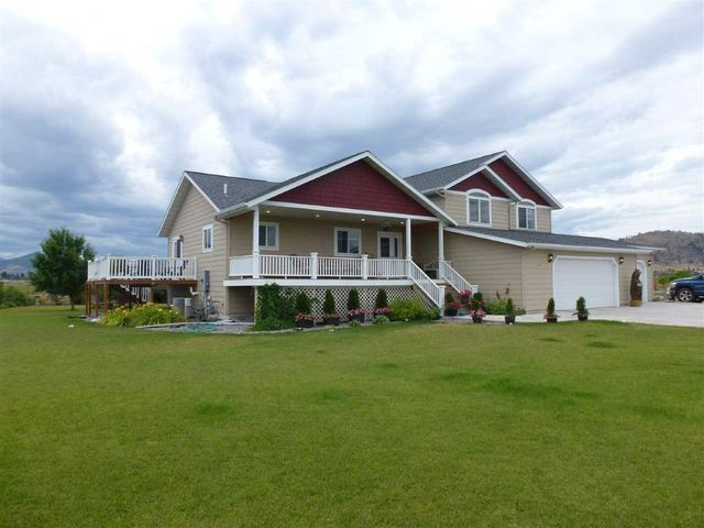 6401 Silverwood Loop Helena Mt 59602 Home For Sale And