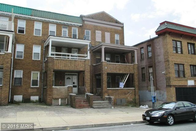Baltimore Property Tax Records