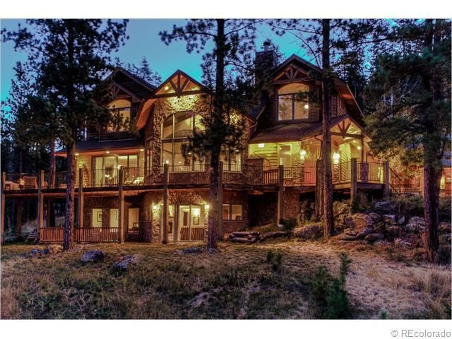 29528 blue moon dr evergreen co 80439 home for sale