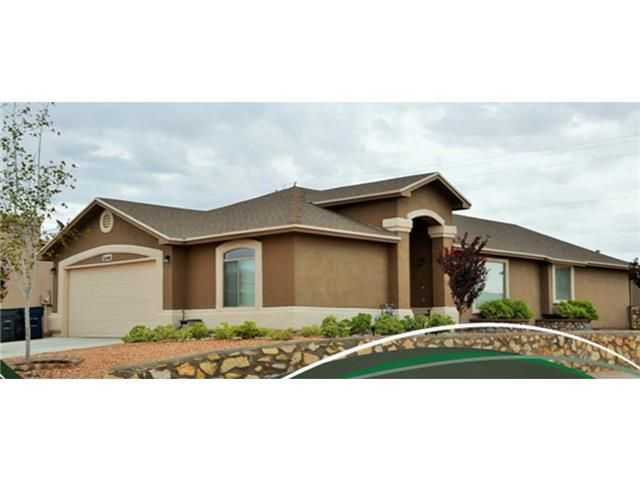 4829 guillermo espinoza el paso tx 79938 new home for for New homes in el paso tx