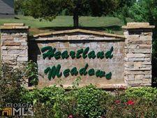 Heartland Meadow Dr, Mount Airy, GA 30563