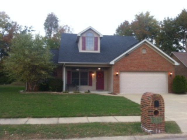 3839 Countryside Dr, Owensboro, KY 42303