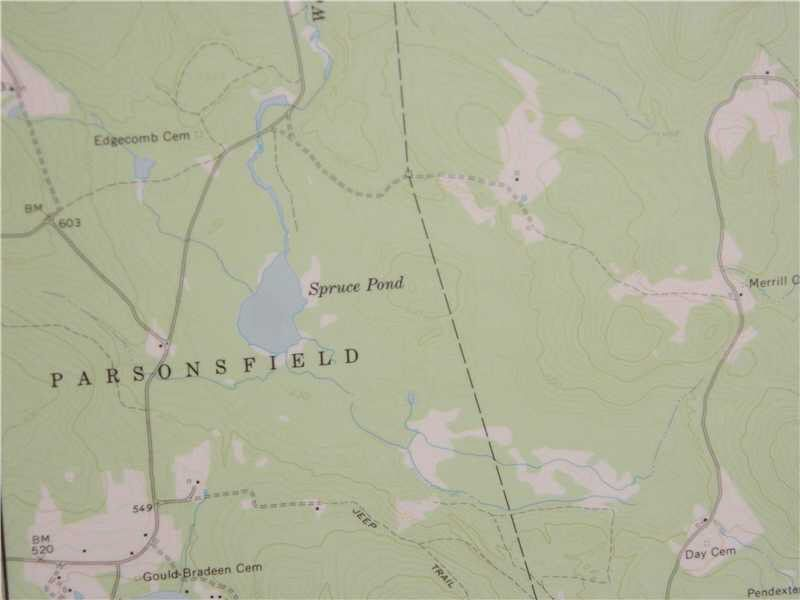 Parsonsfield Maine Map.Pendexter Rd Parsonsfield Me 04047 Realtor Com