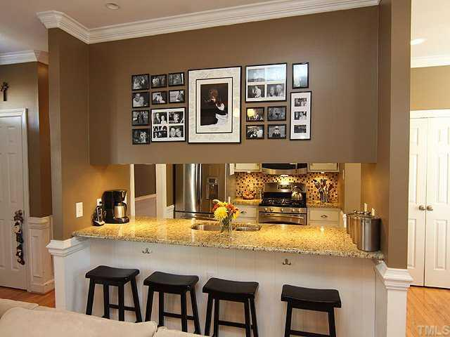 Decorating ideas for dining room walls architecture design for Kitchen and dining room decor