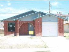 441 Sunset Hills Dr, Horizon City, TX 79928
