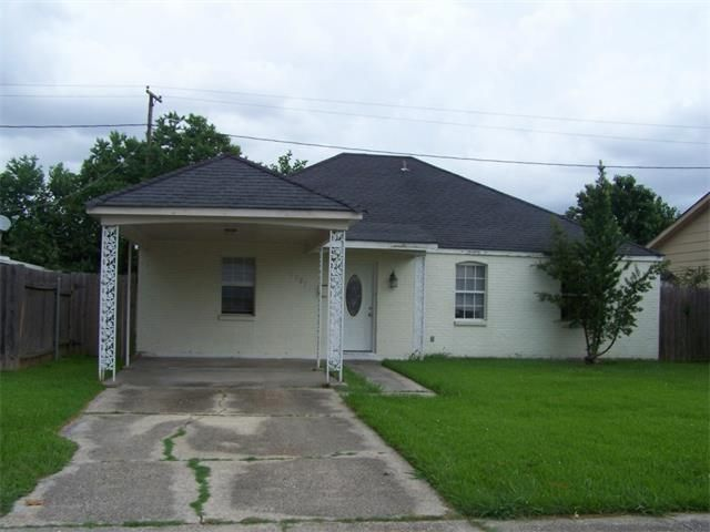 Home For Rent 1505 Farrington Dr Marrero La 70072