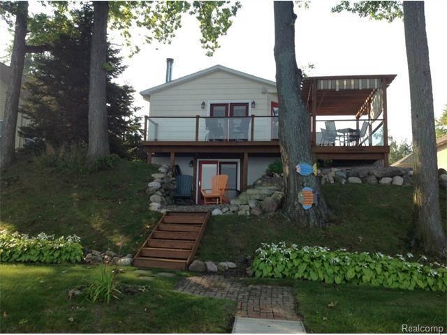 Homes For Sale On Loon Lake Fenton Mi