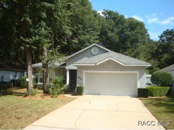 8861 sw 192nd court rd dunnellon fl 34432 home for