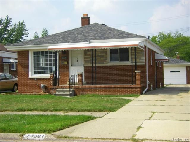 23361 lexington ave eastpointe mi 48021 home for sale and real estate listing
