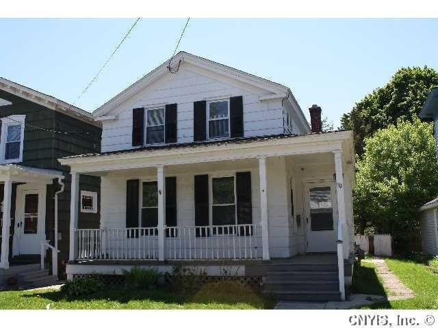 Real Property Taxes Oswego County