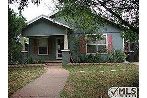 909 Vine St, Abilene, TX 79602