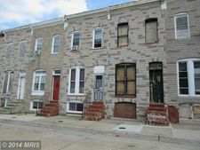 1621 N Bradford St, Baltimore, MD 21213