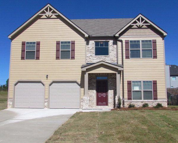 156 Fioli Cir Graniteville Sc 29829 New Home For Sale