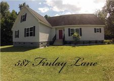 587 Finlay Ln, Cottageville, SC 29435