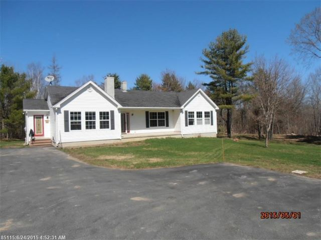 992 hampden rd carmel me 04419 home for sale and real