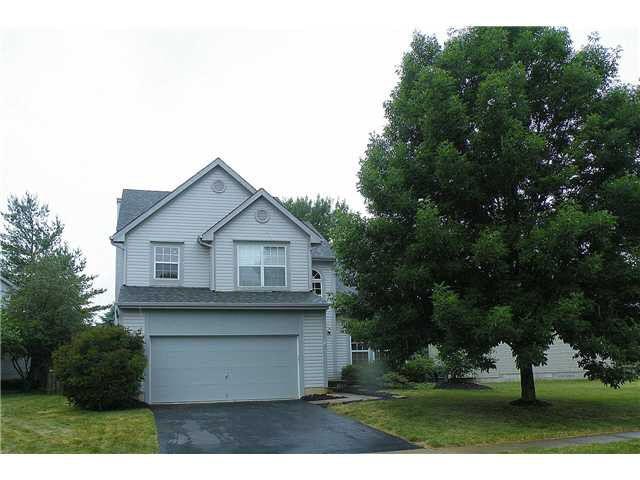 Hilliard Ohio New Homes For Sale