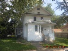 1123 Linwood Ave, Jackson, MI 49203
