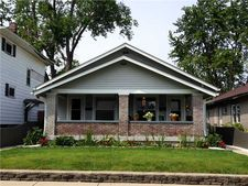 890 N Gladstone Ave, Indianapolis, IN 46201