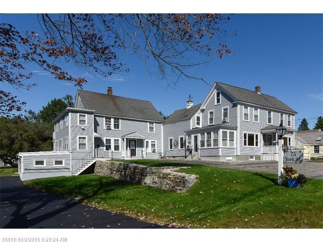 75 york st kennebunk me 04043 home for sale and real