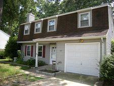 121 Lambert Dr, Newport News, VA 23602