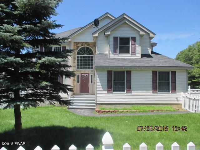 Homes For Sale In Pine Ridge Bushkill Pa