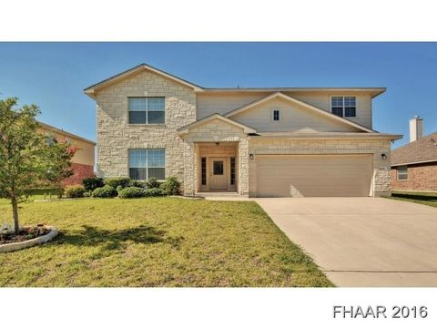 826 Red Fern Dr, Harker Heights, TX 76548