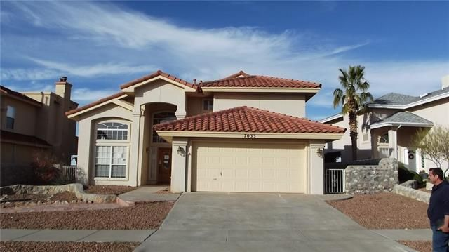 7033 black ridge dr el paso tx 79912 home for sale and for Homes for sale 79912