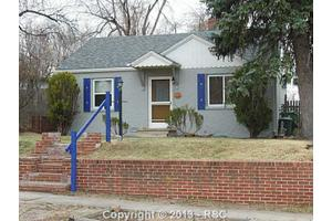 811 E Yampa St, Colorado Springs, CO 80903