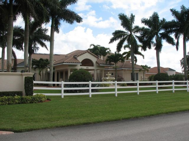 14924 Draft Horse Ln Wellington Fl 33414 Home For Sale