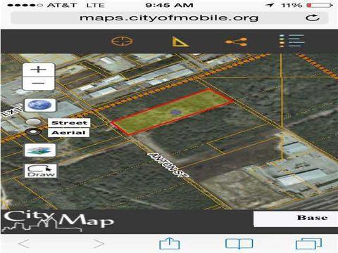 2421 Anton St, Mobile, AL 36612
