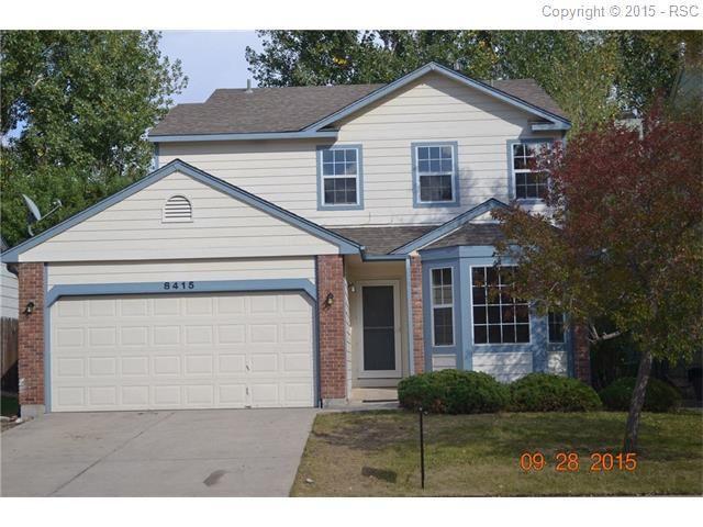 8415 ilex dr colorado springs co 80920 home for sale