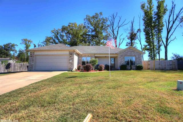 133 peach st austin ar 72007 home for sale and real estate listing