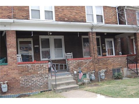 7112 1/2 Michigan Ave, Swissvale, PA 15218