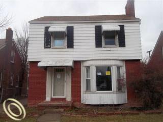 15271 Hazelridge St, Detroit, MI