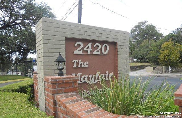 2420 Mc Cullough Ave Apt 319 San Antonio Tx 78212