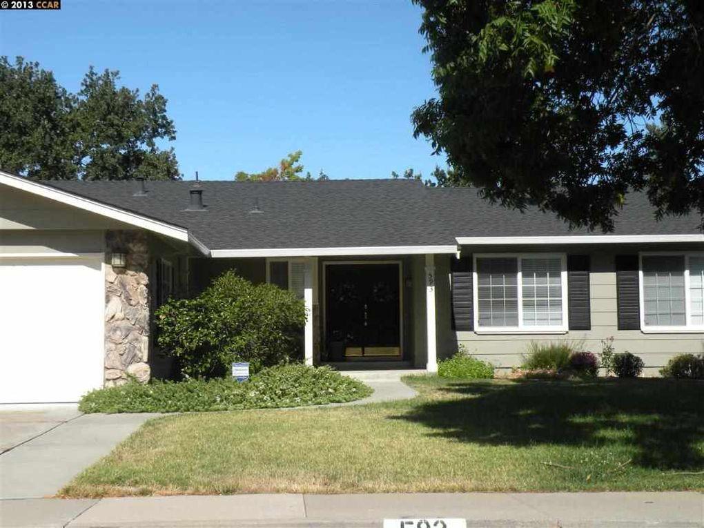 593 Rock Oak Rd Walnut Creek, CA 94598