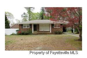 107 S Virginia Ave, Fayetteville, NC 28305