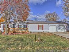 502 W Morris St, Thomasboro, IL 61878